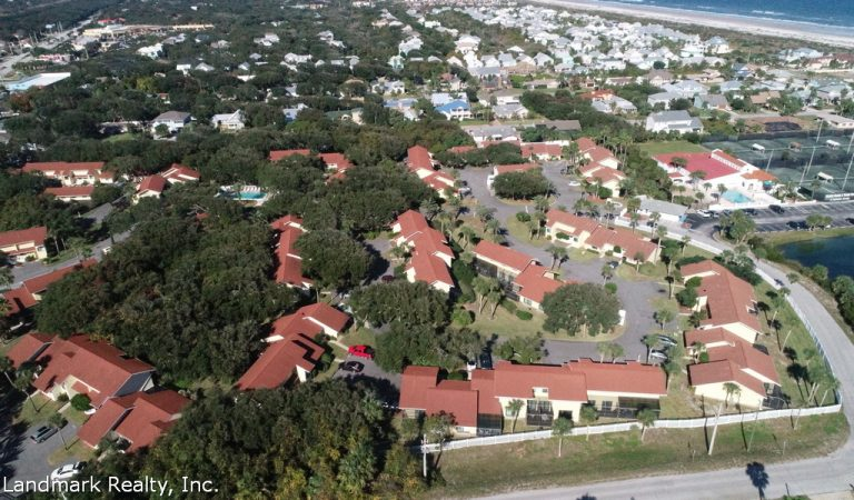 St. Augustine Beach and Tennis Condos
